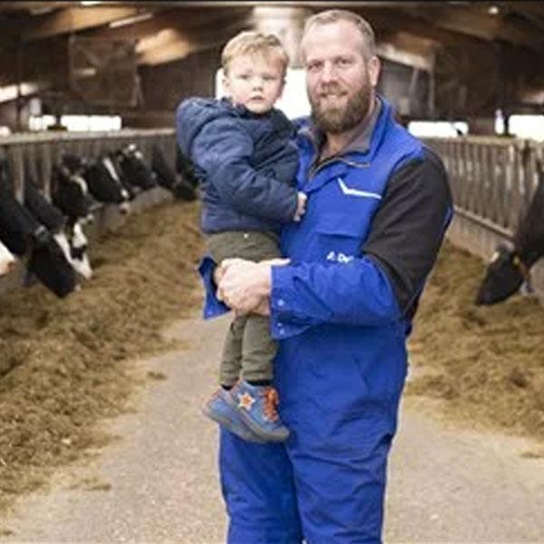 Система определения упитанности коров DeLaval BCS Повышение производства молока