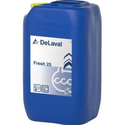 Моющее средство для доильного оборудования Fresh 25 DeLaval