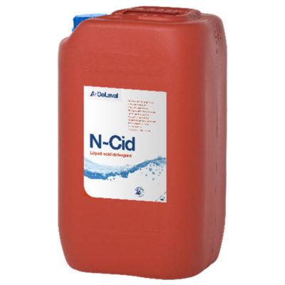 Моющее средство для доильного оборудования N-Cid DeLaval