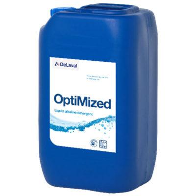 Моющее средство для доильного оборудования OptiMized DeLaval