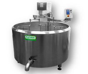 Сырные котлы оборудование для переработки молока Plevnik