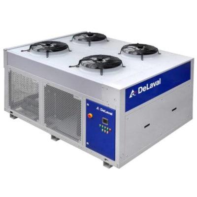Компактный водяной охладитель молока DeLaval CWC90