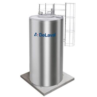 Вертикальный танк-охладитель молока DeLaval DX3S