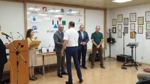 Компания Plevnik получила 2 золотые медали на Международной выставке.